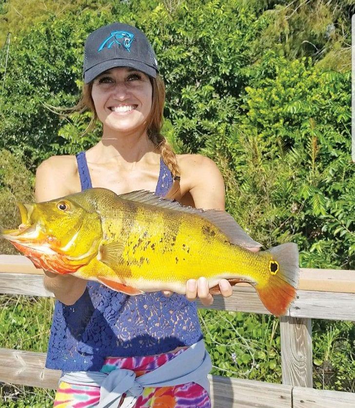 c10141037f Broward Freshwater Fishing – Nov. 2018 | Coastal Angler & The Angler ...