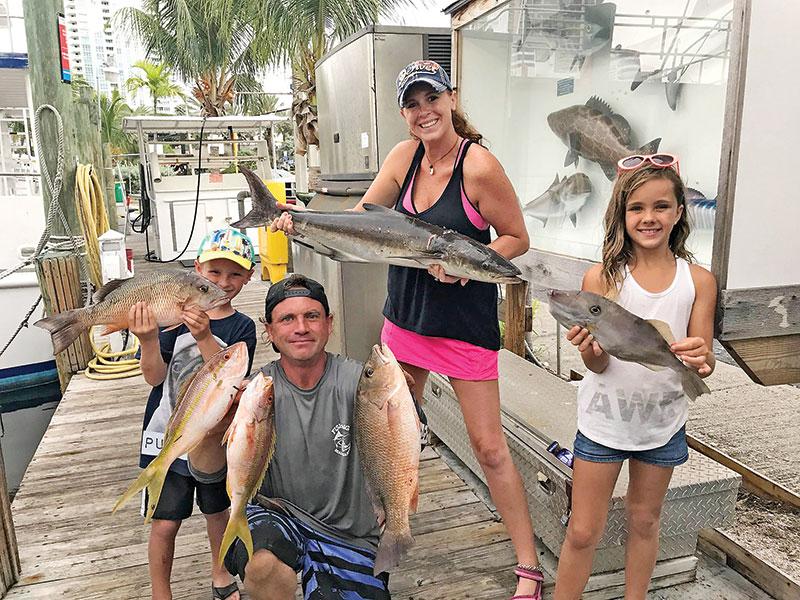 Ft lauderdale drift fishing oct 2017 coastal angler for Drift fishing fort lauderdale