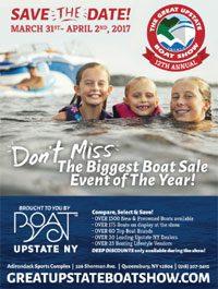 Boat Upstate New York