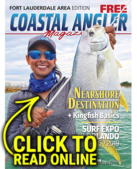 Coastal Angler Ft. Lauderdale - August 2019