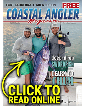 Coastal Angler Ft. Lauderdale - February 2020