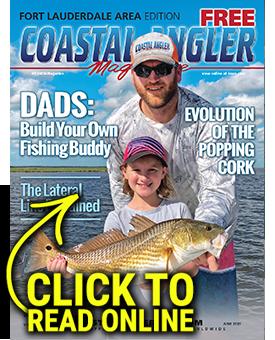 Coastal Angler Ft. Lauderdale - June 2020