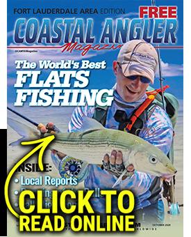 Coastal Angler Ft. Lauderdale - October 2020