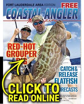 Coastal Angler Ft. Lauderdale - September 2021