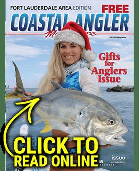 Coastal Angler Ft. Lauderdale - December 2019