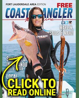 Coastal Angler Ft. Lauderdale - August 2018