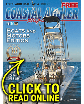 Coastal Angler Ft. Lauderdale - June 2018