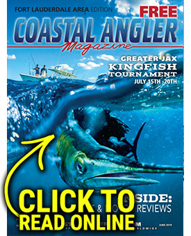 Coastal Angler Ft. Lauderdale - June 2019