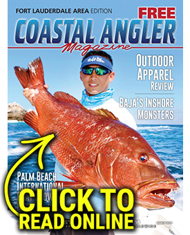 Coastal Angler Ft. Lauderdale - March 2019