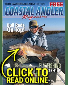 Coastal Angler Ft. Lauderdale - October 2019