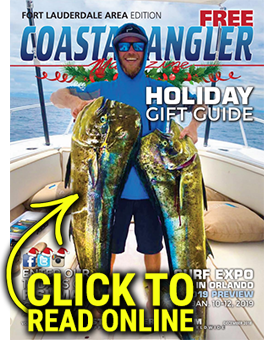 Coastal Angler Ft. Lauderdale - December 2018