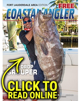 Coastal Angler Ft. Lauderdale - January 2019