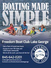 Freedom Boat Club Lake George