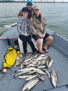 fishing report Galveston Bay