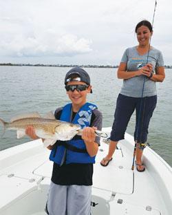 Capt lambert 39 s galveston bay report coastal angler the for Galveston fishing report