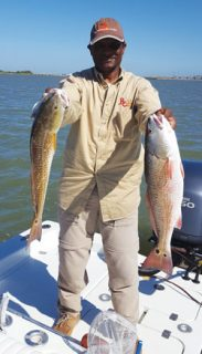 Capt lambert 39 s galveston bay report coastal angler the for Bay fishing galveston