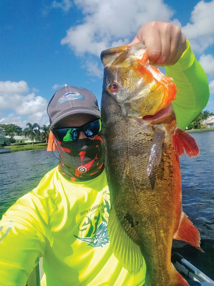 This mystery angler is getting dialed in on Lake Ida for the upcoming EKFT kayak event.