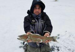Lake George Fishing Report