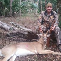Charles Stubbs, 10-pt Buck, DeSoto County