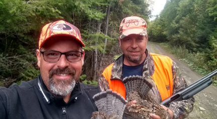 Guided Partridge Hunt with Twin Maple Outdoors