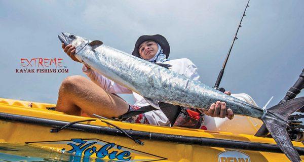 Casey Debrecht won last year's Summer Slam Junior divison with this 23 pound kingfish.
