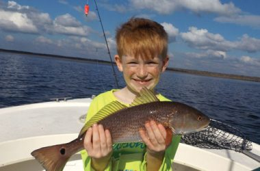 Brian smith steinhatchee report coastal angler the for Keaton beach fishing report