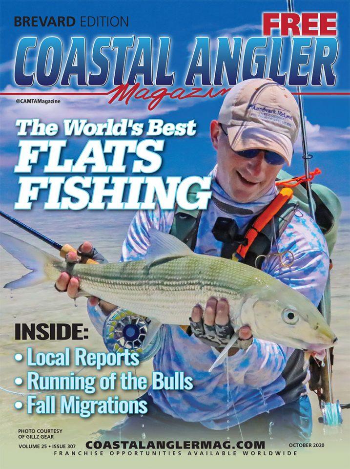 Coastal Angler Magazine Brevard - October 2020