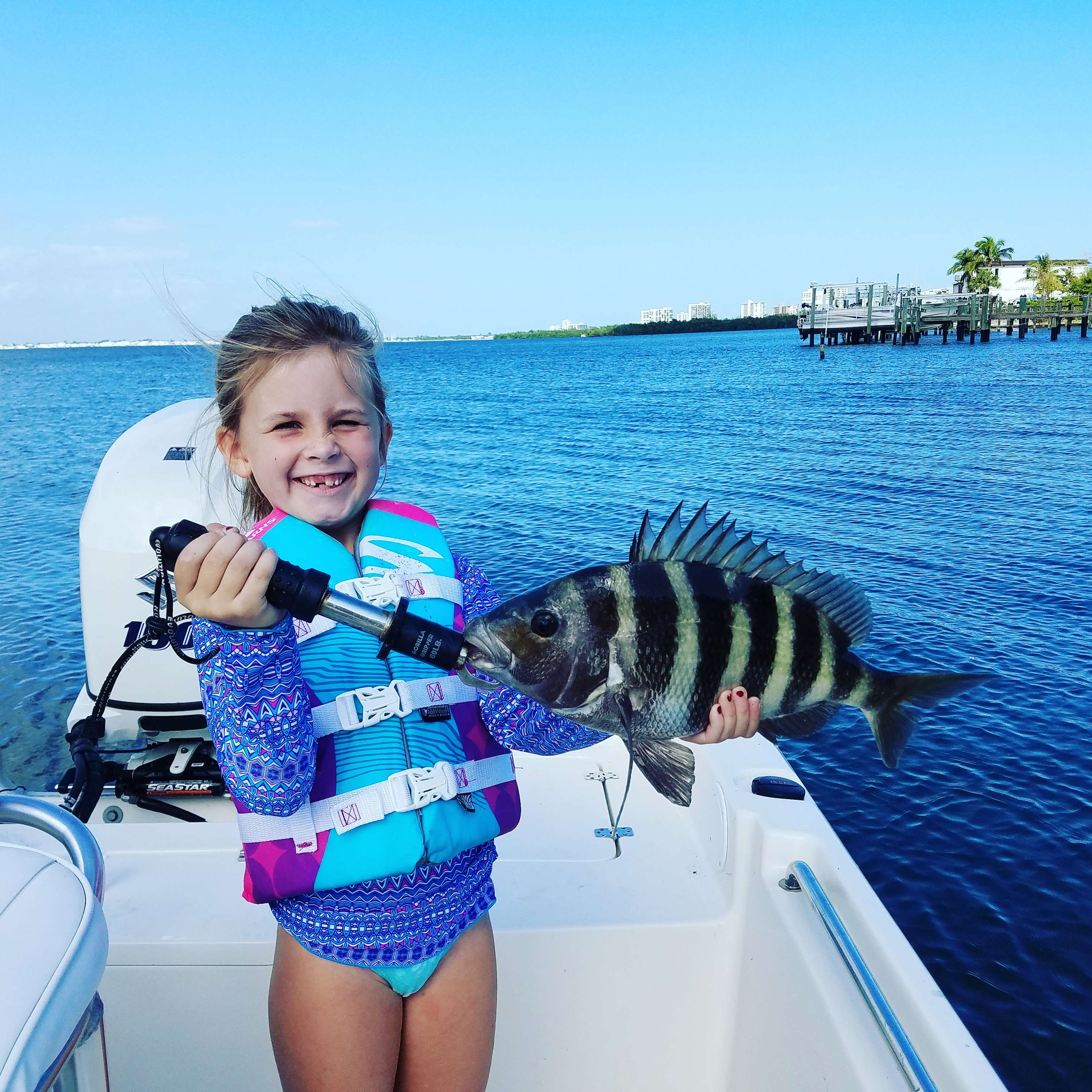 New year 39 s day sheepshead coastal angler the angler for Indian river inlet fishing tips