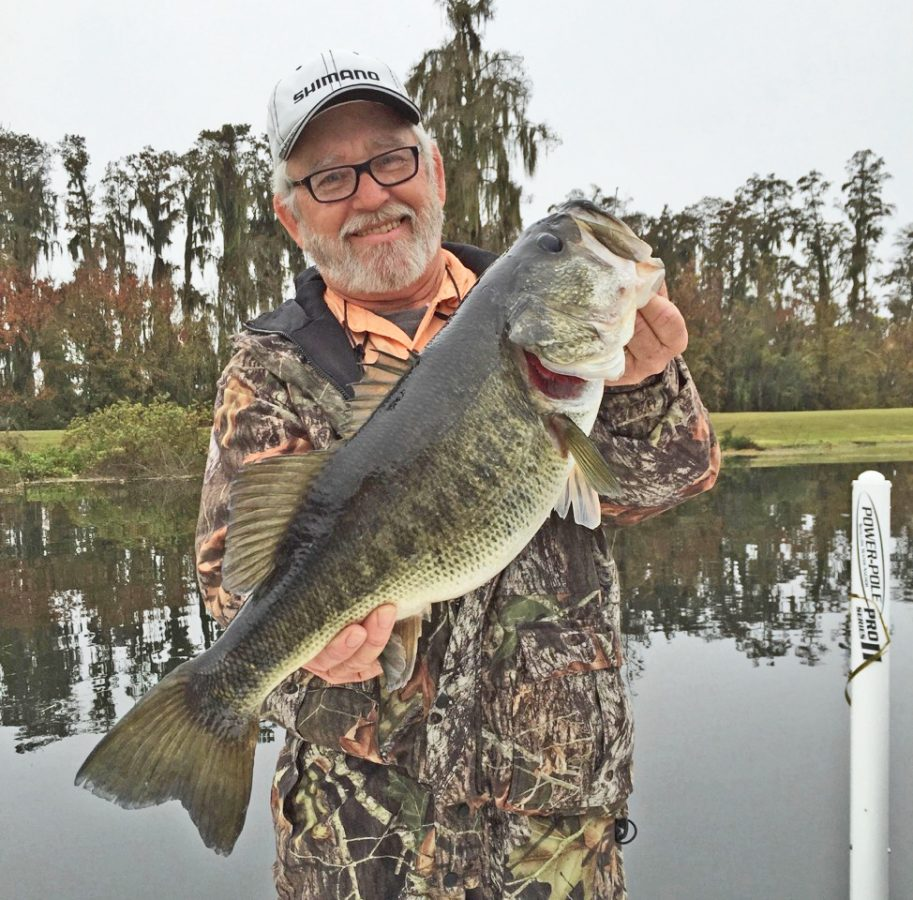 Lakeland Central Florida Fishing Report Janruary 2017