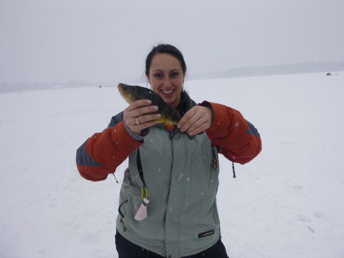 Ice fishing expos with gofish dan coastal angler for Ice fishing show
