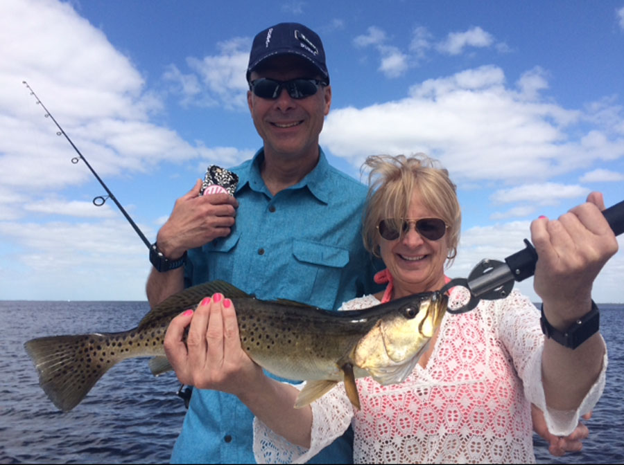 PEACE RIVER – PORT CHARLOTTE FISHING REPORT: August 2016