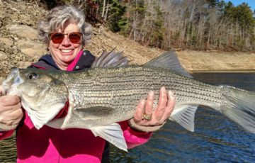 Lake Chatuge February Report