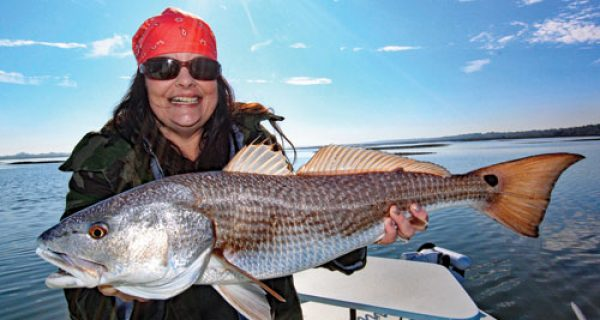 St. Augustine Redfish