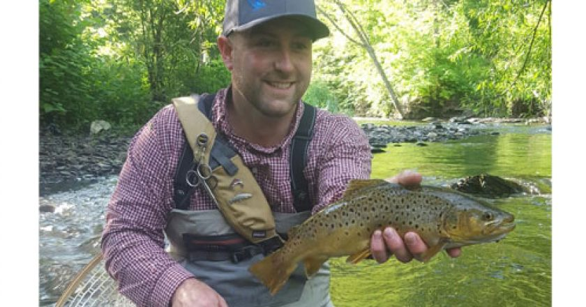 Upstate ny fly fishing archives coastal angler the for Fly fishing rods for beginners
