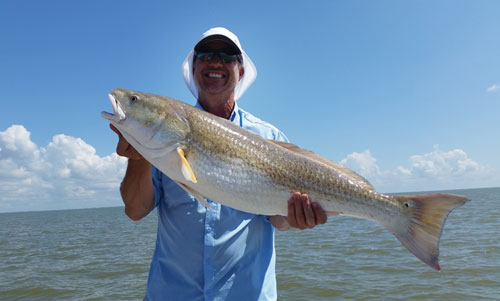 Capt talasek matagorda fishing report coastal angler for Matagorda fishing guides