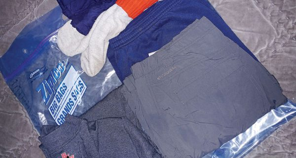 This spare clothing kit can be worth its weight in gold should you need it