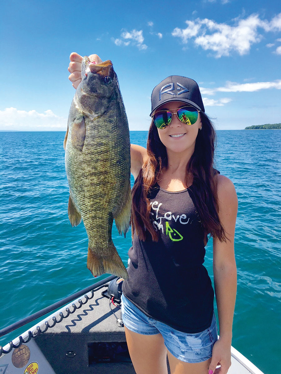 Lake erie s big brown bass coastal angler the angler for West point fishing report