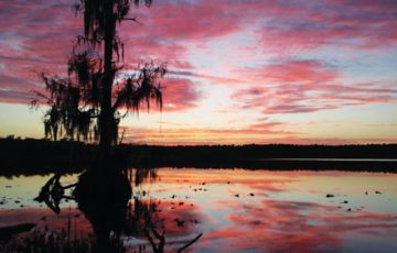Central Florida Inland fishing