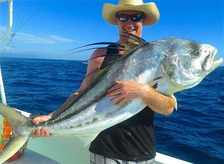 Costa rica quepos fishing report feb 23 coastal for Costa rica fishing report