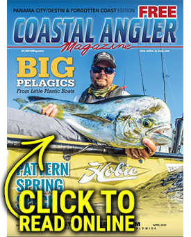 Coastal Angler Magazine - Panama City/Destin/Forgotten Coast April 2020