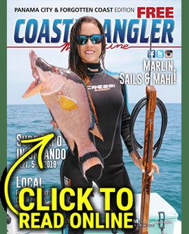 Coastal Angler Magazine - Panama City - August 2018