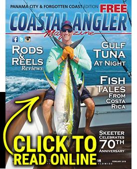 Coastal Angler Magazine - Panama City - February 2018
