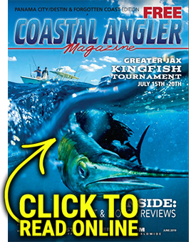 Coastal Angler Magazine - Panama City/Destin/Forgotten Coast June 2019