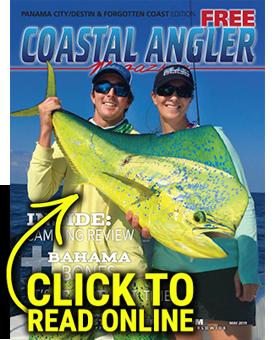 Coastal Angler Magazine - Panama City/Destin/Forgotten Coast May 2019