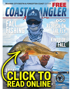 Coastal Angler Magazine - Panama City - October 2018