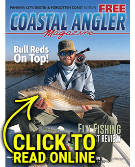 Coastal Angler Magazine - Panama City/Destin/Forgotten Coast October 2019