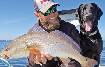 Capt. Todd and Murphy gettin it done!