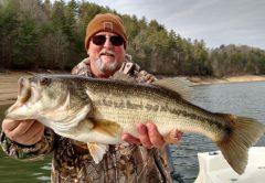 Lake Chatuge fishing report