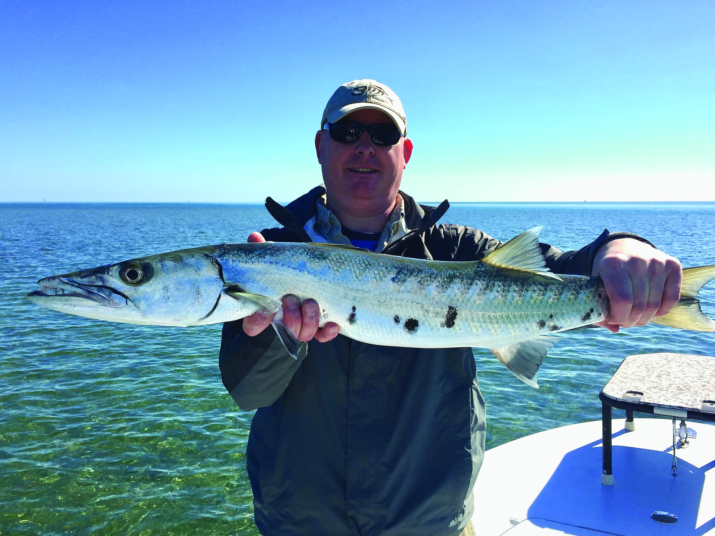 Winter fishing in miami s biscayne bay coastal angler for Fishing in miami