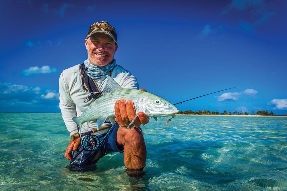 Wade fishing essentials coastal angler the angler magazine for Wade fishing gear